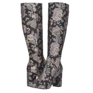 Reaction Kenneth Cole Time to Step Knee-High Boots
